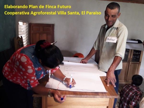Escuelas de Campo Desarrolla Módulo 2- Plan de Finca