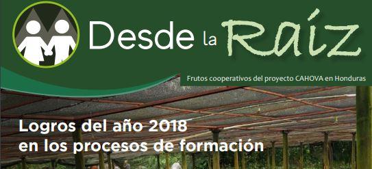 Revista Informativa Vol. III Enero 2019