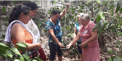 Sistematización de la experiencia en Igualdad de Género del Proyecto CAHOVA